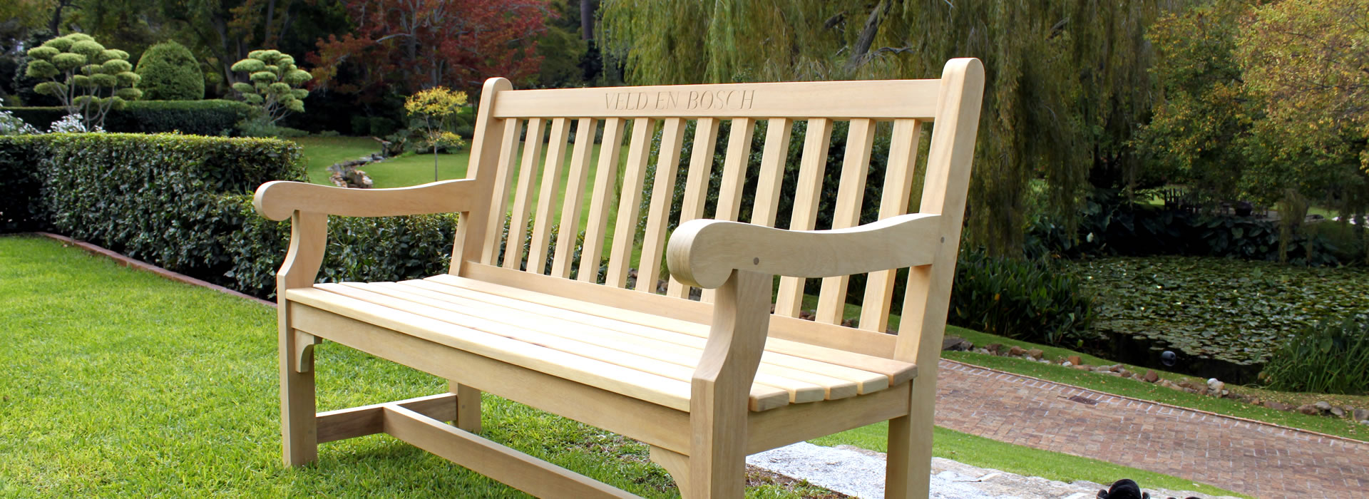 Benchmark Wood Classics - Handcrafted Outdoor Furniture